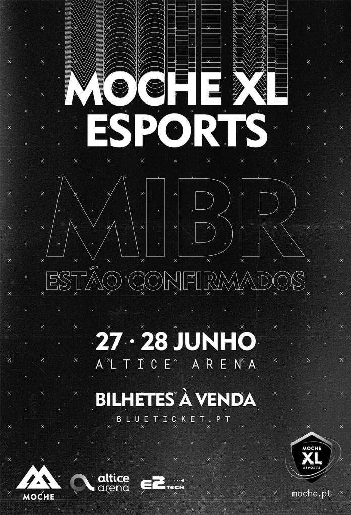 Moche XL Esports 2020 dias 27 e 28 de Junho