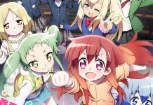 Nova imagem promocional de Maesetsu!