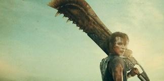 Posters do filme live-action de Monster Hunter
