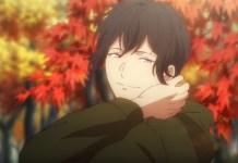 Teaser trailer do filme anime de Given
