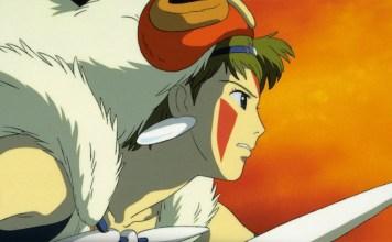 A Princesa Mononoke na Netflix