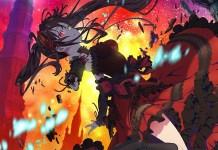 Anime de Date A Bullet é filme anime