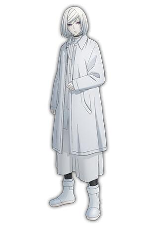 Takahiro Sakurai como Cutthroat (Satsujinki), cujo hobby é o assassinato. A sua personalidade normal é tão inocente quanto uma criança, mas sob certas condições ele tem impulsos para matar.