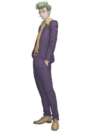 Subaru Kimura como Hoodlum (Chinpira), que é um pouco covarde e, como resultado, preocupa-se muito com os seus amigos.
