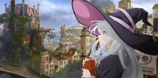 Imagem promocional de Majo no Tabitabi