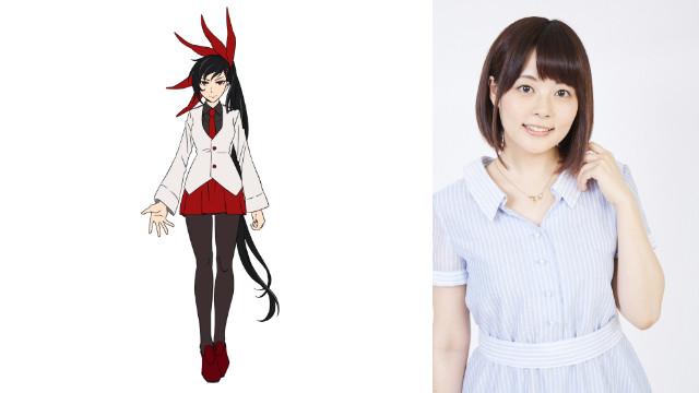 Yuri Jahad - Mariko Honda (Katsumi Nakase em STEINS;GATE)