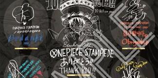 One Piece Stampede já ganhou 10 bilhões de ienes em todo o mundo