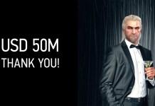 The Witcher 3 já ganhou mais de 50 milhões no Steam