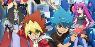 Yu-Gi-Oh! Sevens já tem data de estreia