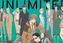 Anime Fugou Keiji: Balance:Unlimited foi adiado por tempo indeterminado