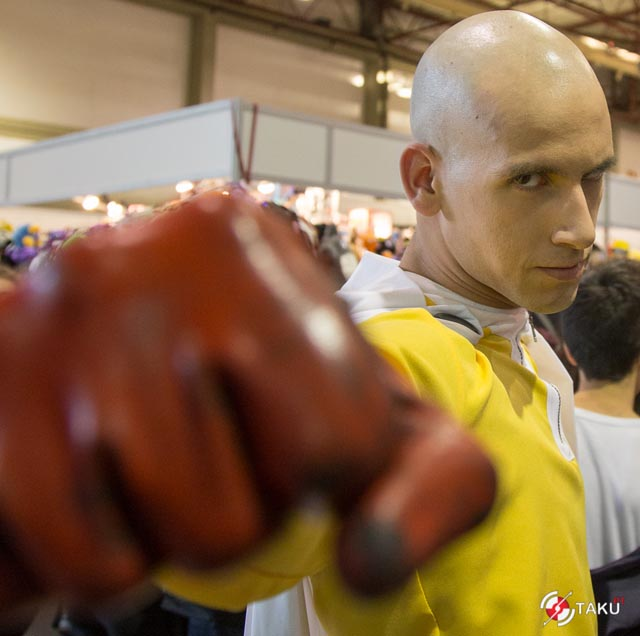 Anunciado filme live-action de One-Punch Man pela Sony Pictures