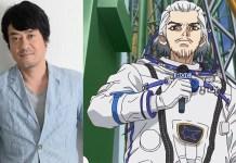 Dr. Stone emite comunicado sobre a morte do ator de voz Keiji Fujiwara