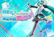 Hatsune Miku: Project Diva Mega Mix no Ocidente
