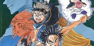 Mangá Black Clover Gaiden: Quartet Knights vai terminar