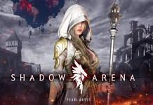 Temos para oferecer 25 Chaves Premium para a Beta de Shadow Arena