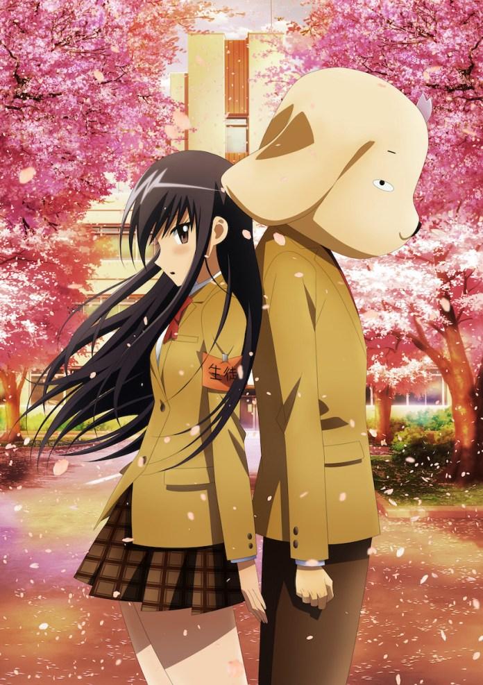 Imagem promocional de Gekijōban Seitokai Yakuindomo 2