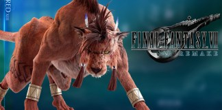 Save editor permite jogar com Red XIII em Fantasy VII Remake
