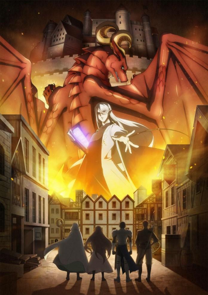 Imagem promocional de Dragon Goes House-Hunting