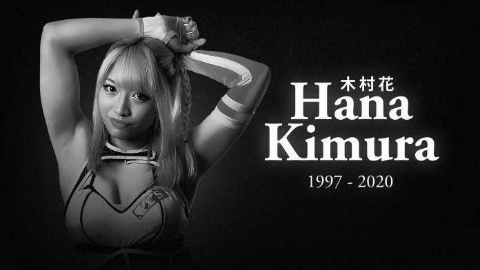 Faleceu a lutadora Hana Kimura