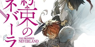 "Fim do mangá The Promised Neverland está ""eminente"""