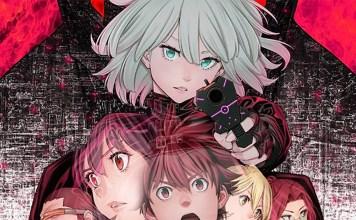 Nova imagem promocional do anime de EX-ARM