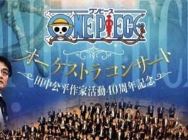 One Piece Orchestra adiado devido ao Covid-19