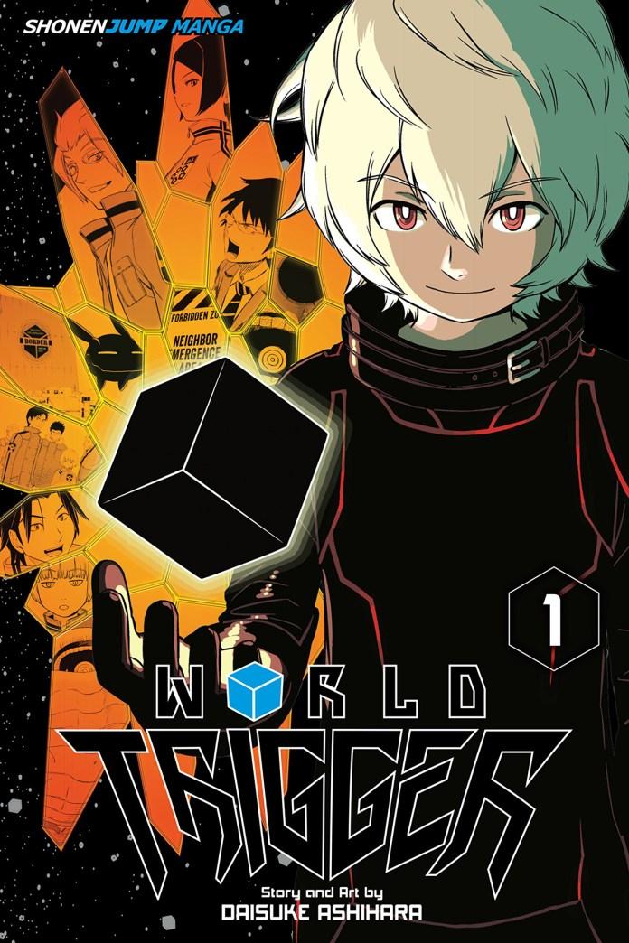 Capa do volume 1 de World Trigger