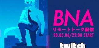 Trigger vai lançar na Netflix Japão os episódios 7 - 12 de BNA: Brand New Animal