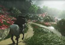 Vê aqui 18 minutos de Gameplay de Ghost of Tsushima