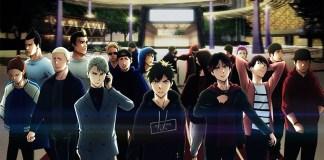 Anime de Ikebukuro West Gate Park adiado para Outubro