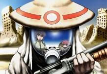 Faltam 2 capítulos para o fim do mangá Desert Punk