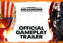 Gameplay de Star Wars: Squadrons