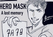 Hero Mask vai ter mangá