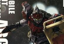 Mangá Gundam Aggressor entra em hiato devido a problemas de saúde