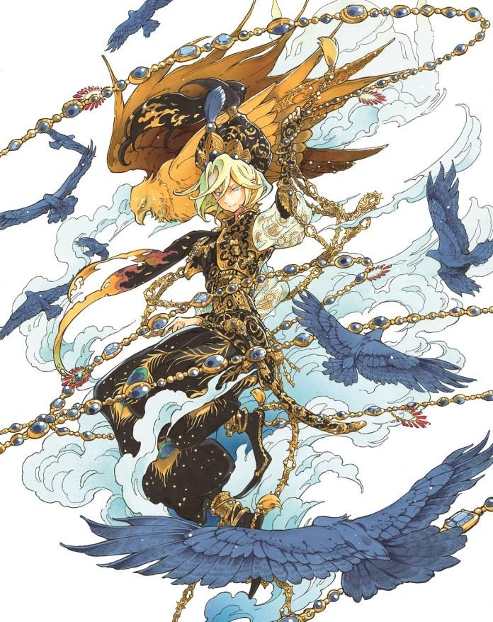 """Mangá Shoukoku no Altair perto do seu """"clímax"""""""
