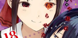 Mangá de Kaguya-sama: Love is War vai atingir a marca das 12 milhões de cópias