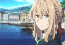 Novo trailer do filme de Violet Evergarden