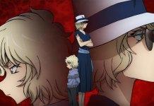 Detective Conan: The Scarlet Bullet foi adiado 1 ano