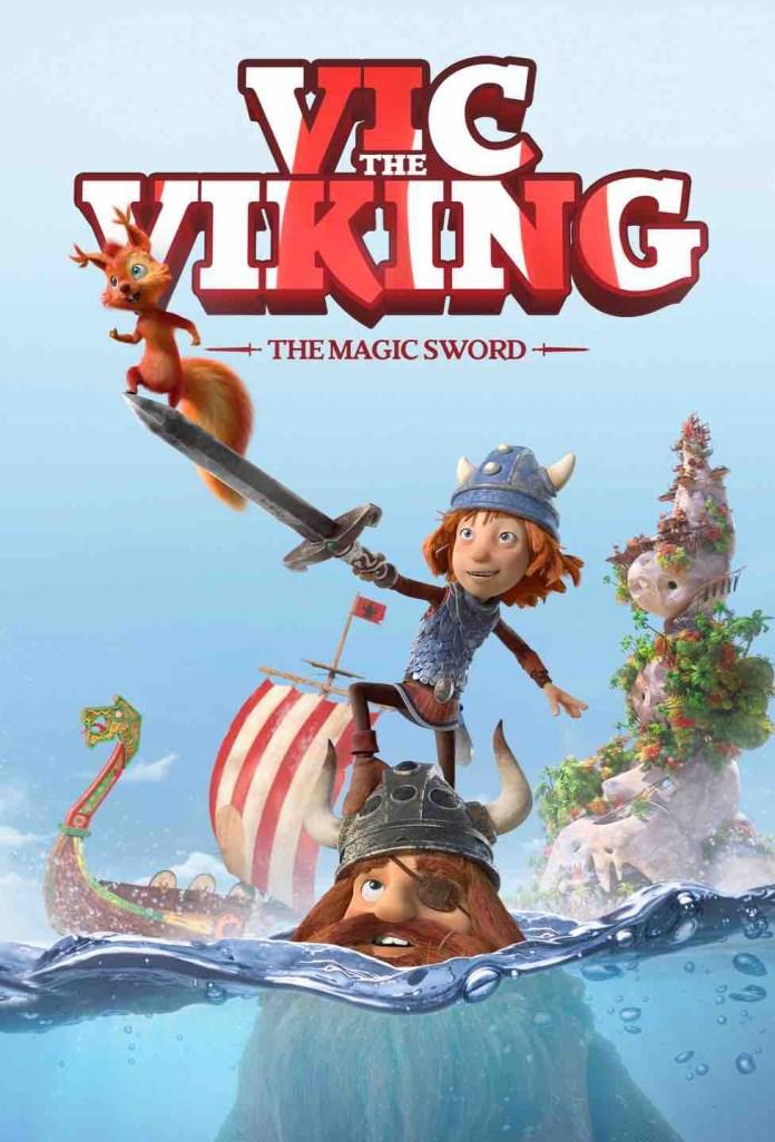 Poster de Vic the Viking and the Magic Sword