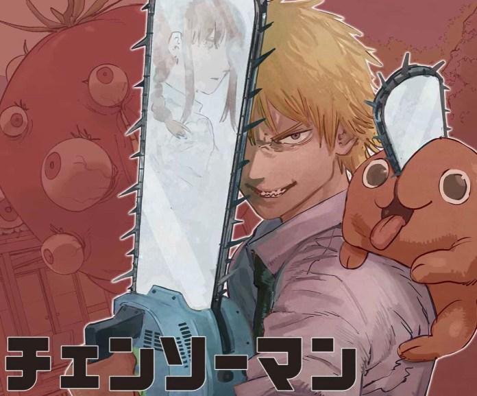 Mangá Chainsaw Man com 2.5 milhões de cópias