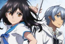 Novas datas dos volumes 3 e 5 de Strike The Blood IV