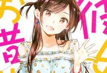Rent-A-Girlfriend vai receber antologia mangá a 17 de Agosto