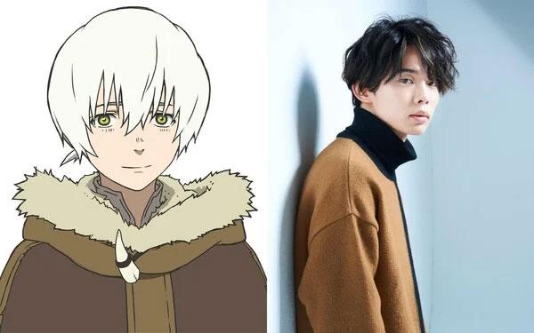 Reiji Kawashima como Fushi