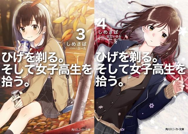 Capas dos volumes 3 e 4