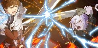 Série anime King's Raid revela elenco e staff