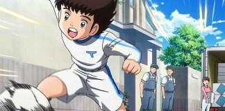 Segunda temporada de Captain Tsubasa no BIGGS em Agosto