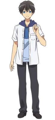 Natsuki Hanae como Yōta Narukami, o protagonista