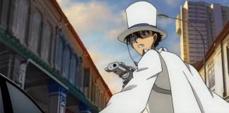 Detective Conan: Fist of Blue Sapphire vai ter mangá