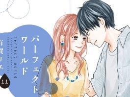 Mangá Perfect World termina no seu 12º volume