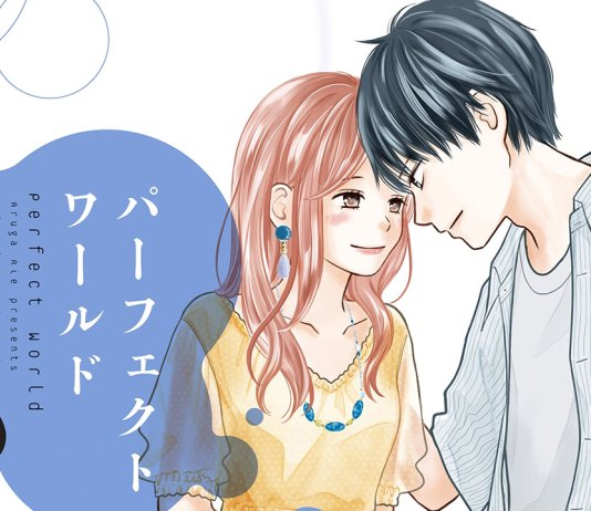 Mangá Perfect World termina no seu 12º volume